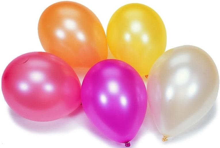 Набор разноцветных шариков Everts, 10 шт. металликEverts Шарики разноцветные металлик 10 шт - яркие разноцветные шарики с металлическим отливом будут отличным украшением для квартиры, дома, класса, создадут праздничное настроение и принесут массу удовольствия даже самим процессом надувания! Вручите своим близким не только сам праздник, но и всю полноту предпраздничной суматохи!<br>