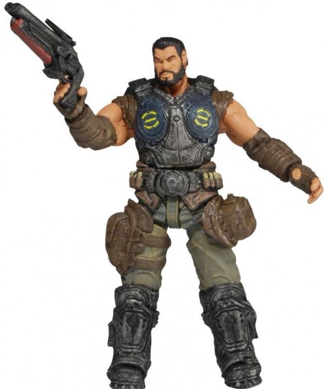 все цены на  Фигурка Neca Gears of War 3 3/4 Series 2-Dominic Santiago  онлайн