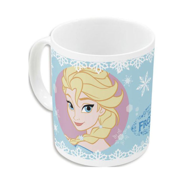 Купить Кружка керамическая в подарочной упаковке Frozen Sisters 325 мл