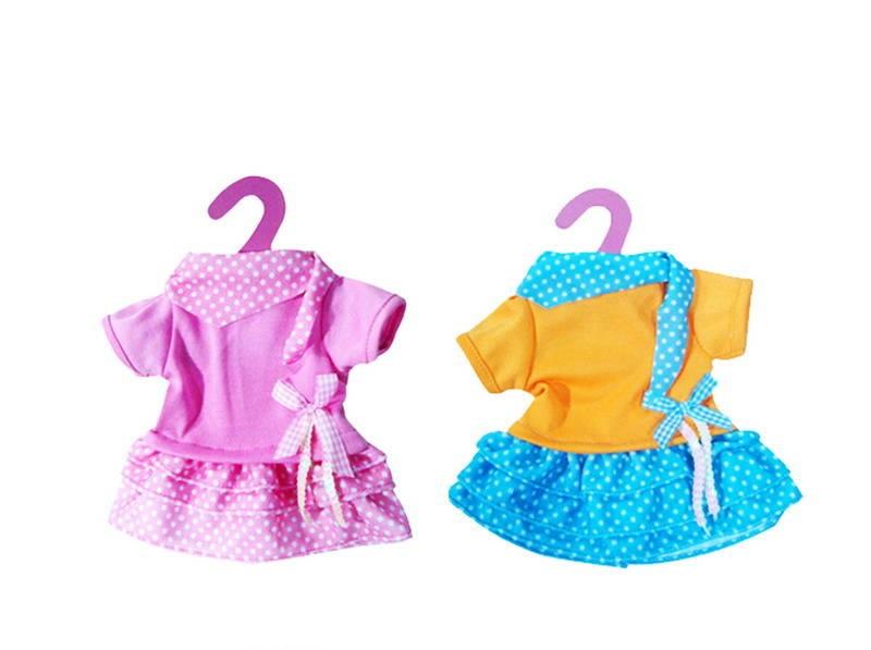 Junfa Toys Одежда для кукол Платье GC14-2 куклы и одежда для кукол виана одежда для кукол 128 21