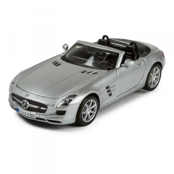 Машина Maisto Mercedes-Benz SLS AMG Roadster 6/12 bburago модель автомобиля mercedes benz sls amg roadster