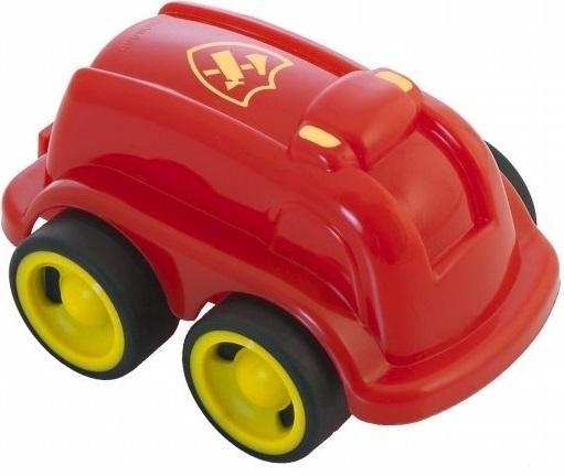 Мини-машина Miniland Пожарная, 12смМини-машинка Пожарная от Miniland изготовленна из высококачественного пластика. Подходит для игры в помещении или на открытом воздухе. Игрушка полезна для развития навыков координации рук и глаз, тонких движений и восприятия пространственных отношений.<br>