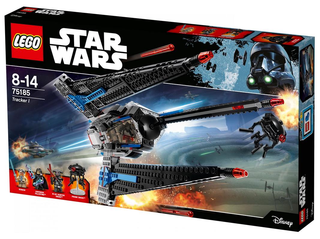 Конструктор Lego Star Wars Исследователь IЕсли вы коллекционируете транспорт из Звездных войн, не пропустите новинку от Лего — Исследователь I, путешествие на котором будет незабываемым. Целых 557 деталей — в умелых руках они легко сложатся в супер современную космическую технику, способную преодолевать огромные расстояния за считанные дни. Пока дроид-охотник ищет Фримейкеров, вы сможете вдоволь насладиться космическими пейзажами. Помогите Ровану избежать плена и не попасть в руки императору Паллатину, мечтающему уничтожить всех, кто выступает против него. Конечно, здесь не обойтись без целого арсенала оружия, призванного устрашить и уничтожить врага, претендующего на мировое господство и покорение других цивилизаций. Собирайте команду профессиональных покорителей звездного пространства и отправляйтесь в путь, прихватив с собой все необходимое для перелета.<br>
