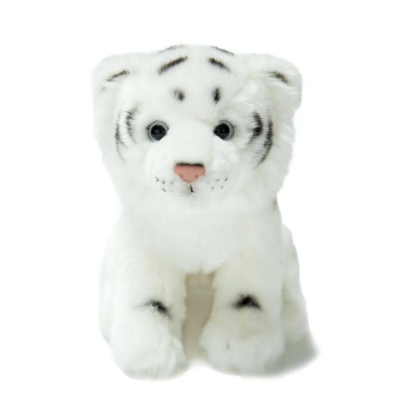 Игрушка мягконабивная Тигренок белый Талия