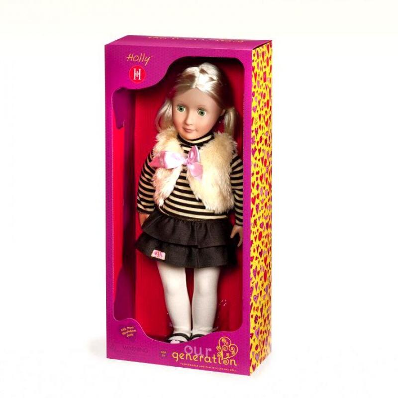 Кукла Холли, 46 см our generation dolls кукла делюкс 46 см холли и печенье с предсказанием для умницы