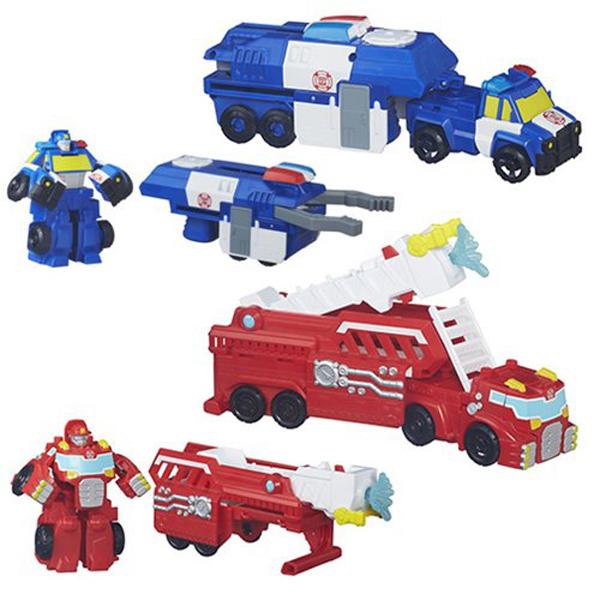ТФ СПАСАТЕЛИ: МАШИНКИМашинка-спасатель - отличная игрушка для каждого мальчика, замечательный подарок к любому празднику! Игрушка выполнена по мотивам мультфильма Трансформеры, столь популярного среди мальчиков во всем мире. В комплект входит 1 робот, который с помощью простых манипуляций превращается в машинку, а также дополнительных игровой аксессуар - прицеп. Игрушка выполнена из высококачественного материала, экологически чистого и полностью безопасного для здоровья ребенка.Игрушка представлена в ассортименте, при оформлении заказа на сайте выбранный вариант в поставке не гарантирован.<br>
