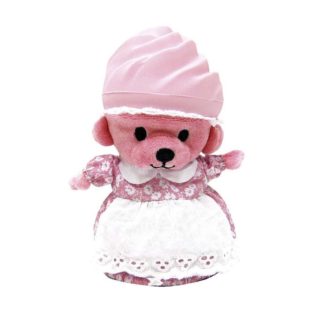 Игрушка Медвежонок в капкейкеКексы с разноцветными силиконовыми шапочками превращаются в мягких милых медвежат.<br>