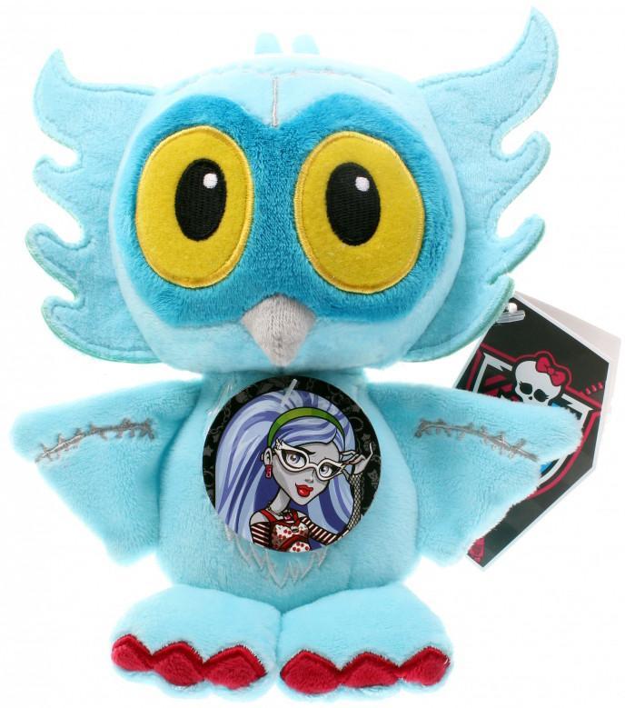 Купить Плюшевая игрушка Monster High - Сова Сэр Ух-ух-лот , 18 см