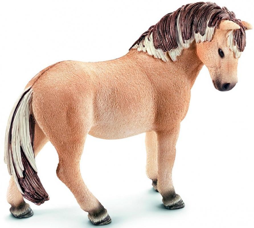 Фиордская лошадь, кобылаФигурка кобылы Фиордской лошади станет отличным дополнением к коллекции фигурок животных, которые вы сможете найти в нашем каталоге. Благодаря детализированной проработке и качественному исполнению каждого элемента вы можете быть уверены в долгом сроке службы игрушки. Она позволит ребенку развивать фантазию и воображение, разыгрывая множество сценариев и историй.Надежные материалы        Игрушка изготавливается из прочного каучукового пластика. Структурные особенности используемого материала не только обеспечивают долгую службу, но и исключает вероятность аллергических реакций и возникновения раздражений на коже.Как купить понравившуюся игрушку?        Вы можете сделать заказ на нашем сайте или приобрести игрушку в розничном магазине. У нас есть быстрая доставка в любые регионы страны, оплатить которую можно при помощи наложенного платежа.<br>