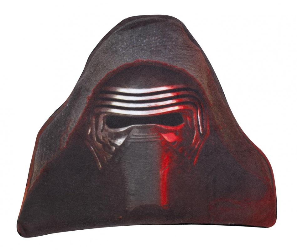 Мягкая игрушка-подушка Star Wars Kylo Ren, 20 смДетская декоративная подушка может использоваться в качестве элемента декора в вашем доме, и, кроме того, быть настоящей игрушкой для вашего малыша.Данная текстильная продукция занимает высокие позиции на потребительском рынке благодаря своим оригинальным дизайнам и безопасным материалам.<br>