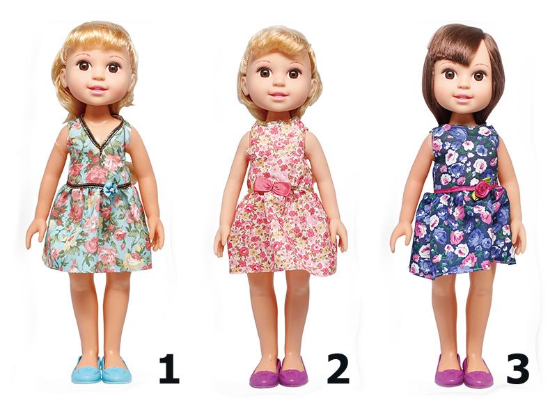 Кукла Времена года - ЛетняяКукла Времена года от производителя ABtoys может заинтересовать девочек. На игрушку надето милое платье, опоясанное на талии ярким бантом. Ребенку понравятся большие выразительные глаза игрушки. Прекрасные волосы куклы выглядят совсем как настоящие. Ребенок сможет придумать множество игровых сценариев с этой куклой и развить при этом воображение и фантазию.<br>