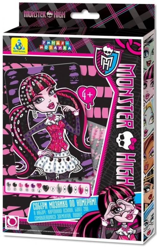 Купить Мозаика Orb Factory Monster High