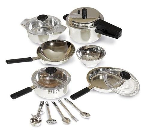 Набор кухонной посуды сковородки