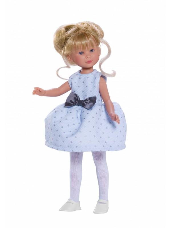 Кукла Asi Селия, 30 см.Чудесная Селия - отличный подарок к празднику!Волосы у Селии длинные, прошитые, собранные. Два очаровательных локона обрамляют лицо. У куколки очень красивое личико: нежно-розовые губки и голубые глаза.Рост куколки 30 см. Выполнена из качественного винила, приятного на ощупь и очень натуралистичного по цвету.<br>