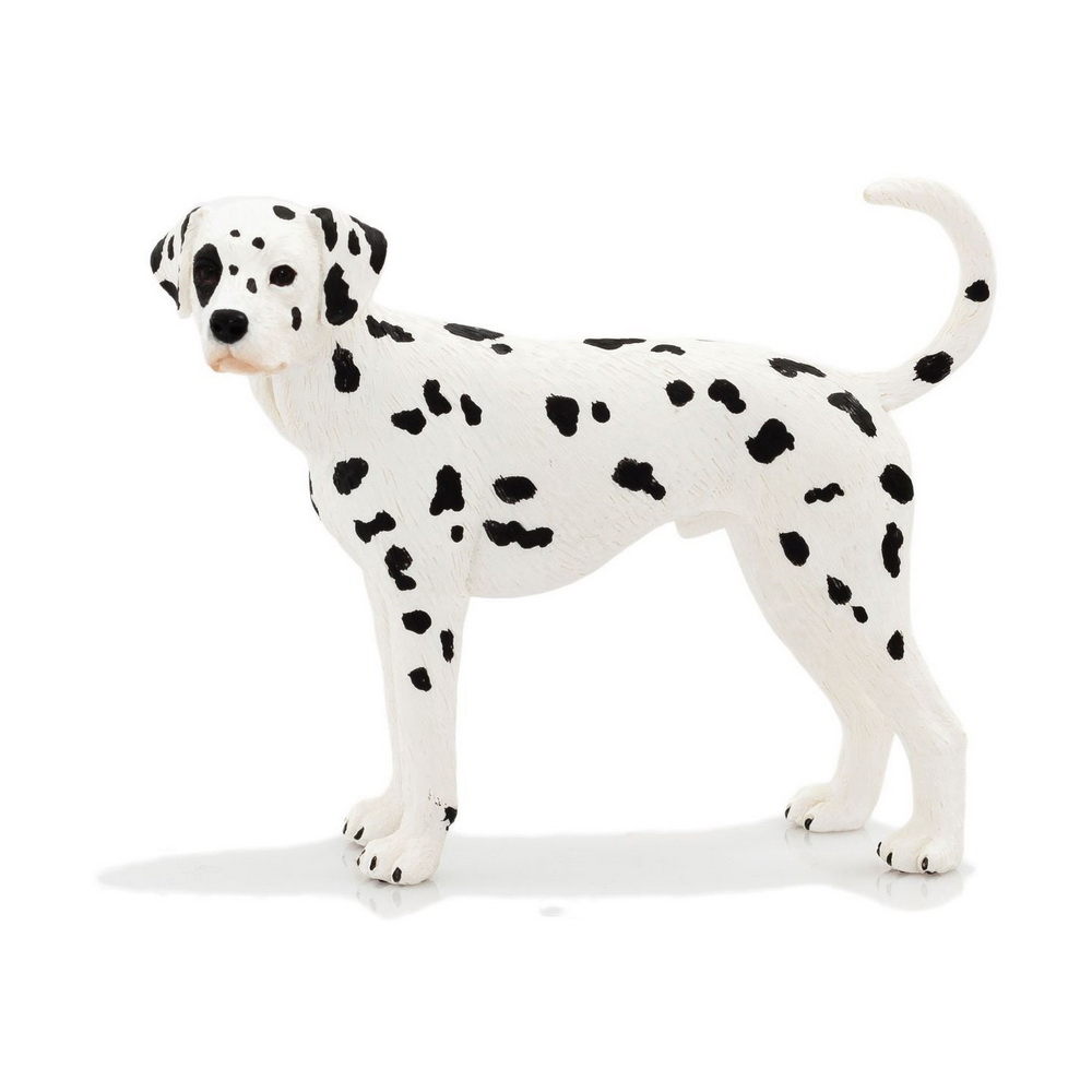 387248 Фигурка Mojo (Animal Planet)-Долматинец (M)Далматинец - обаятельный, на вид слегка легкомысленный пес с черными по всему телу пятнами. Эти пятна действительно разбросаны повсюду. Если открыть им пасть, вы удивитесь, увидев, что и там есть пятна. Далматинец - это большая собака с еще большей индивидуальностью. Это очень активная порода собак, а некоторые особи сверхактивны. Они любят веселиться и любят играть, играть и играть.Фигурка Mojo займет достойное место в коллекции любого ценителя красивых и качественных игрушек.Фигурки Mojo познакомят детей с окружающим миром, развивают творческие способности и расширяют возможности ролевых игр. Все фигурки выполнены из высококачественных материалов с максимальной точностью и раскрашены вручную.<br>