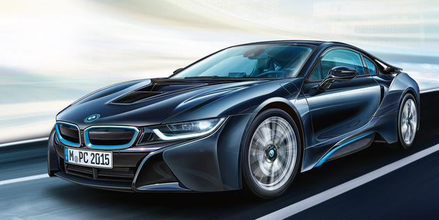 Сборная модель Revell Автомобиль BMW i8