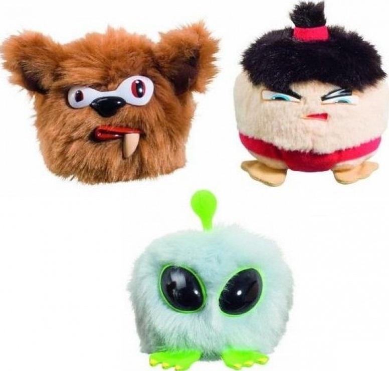 Интерактивные игрушки Vivid Мини-лохматыши