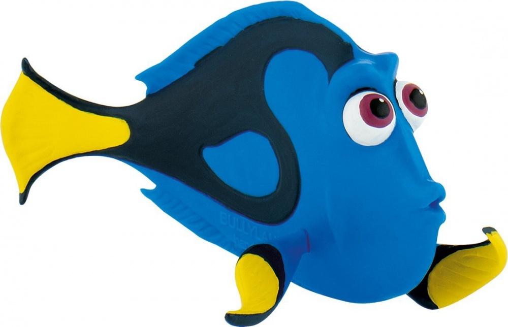Резиновая игрушка В поисках Дори - Дори, 5.3 смРезиновая игрушка Дори из серии В поисках Дори - милая небольшая копия мультяшного героя, которая станет хорошим другом каждому, кто любит эту серию мультиков. С помощью этой игрушки ребенок сможет придумать свою собственную фантастическую историю приключений маленькой рыбки, что будет для него интереснее и забавнее. Рыбка сделана из качественного материала, все детали проработаны внимательно и правдоподобно. И все это сделано для того, чтобы принести радость ребенку.Возраст: от 3 летДля мальчиков и девочекЦвет: синий.Материалы: ПВХ.Длина игрушки: 5.3 см.<br>