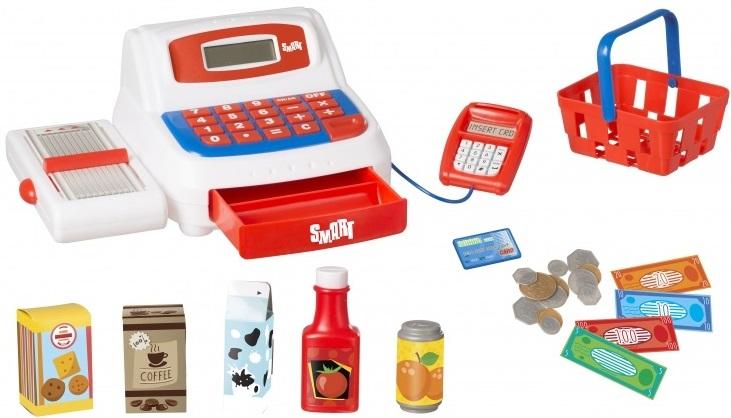 Детская касса HTI Smart ролевые игры hti кассовый аппарат smart