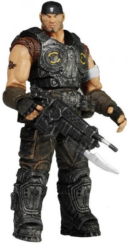 все цены на  Фигурка Neca Gears of War 3 3/4 Series 2-Marcus Fenix  онлайн