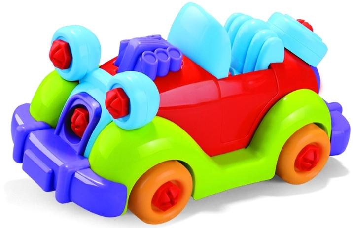 Конструктор Bebelot Basic Ретро автомобиль игрушка для активного отдыха bebelot захват beb1106 045
