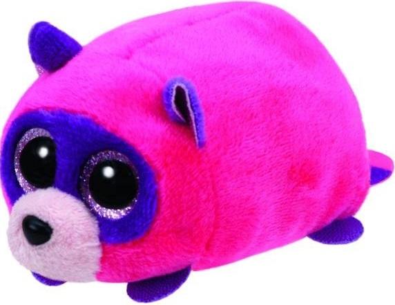 Мягкая игрушка Ty Teeny Tys Енотик Rugger, 11 см.Детская игрушка мягконабивная TY Teeny Tys Енот RUGGER – это глазастик, который понравится каждому ребенку. Милый енот станет лучшим другом для ребенка, она будет охранять его сон и сопровождать на прогулках. Игрушка очень мягкая и приятная на ощупь. Игрушка быстро восстанавливает свою форму после смятия, имеет высокую стойкость к сохранению своей формы с течением времени. Игрушка изготовлена из качественных материалов, которые не нанесут вред ребенку. А специальные гранулы, которые используются при набивке игрушки, способствуют развитию мелкой моторики рук.Размер игрушки: 12 см.<br>