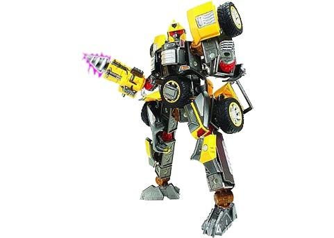 Купить со скидкой Робот-трансформер 3 в 1  Hummer HX 1:24 Большой Город -