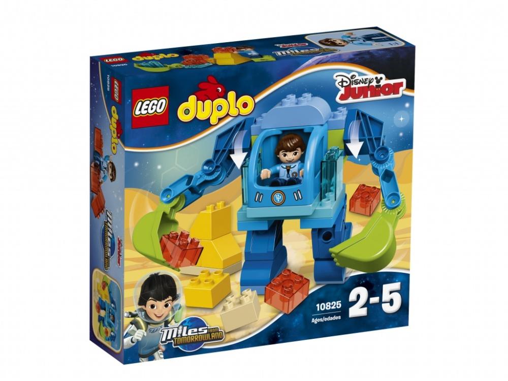 Конструктор Lego Duplo 10825 Экзокостюм Майлза lego lego duplo экзокостюм майлза