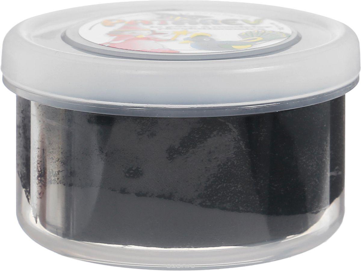 Пластилин PATAREV 30 грамм (чёрный) 3760124808643Пластилин SentoSphere Patarev хорошо режется фигурными ножницами, с помощью которых можно будет вырезать красивую кайму. Высохнув, пластилин не ломается. Когда пластилин высохнет, его можно раскрасить.Засохший пластилин можно вернуть в исходное состояние, намочив водой.<br>