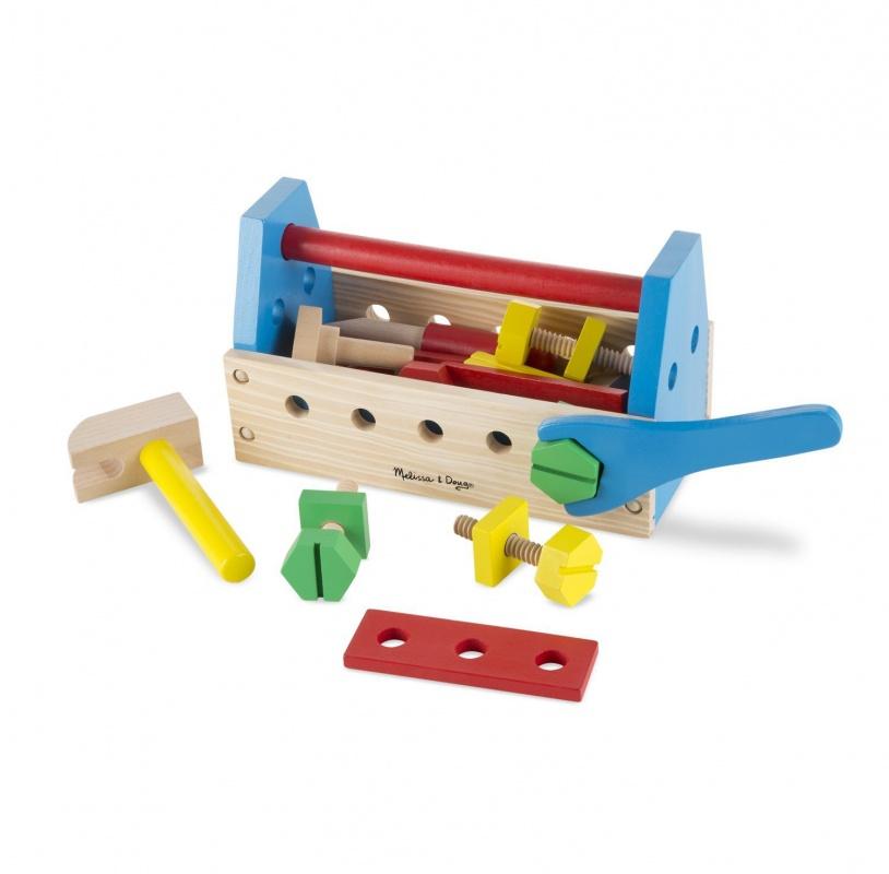 Купить Игровой набор Строительные инструменты , 24 предмета