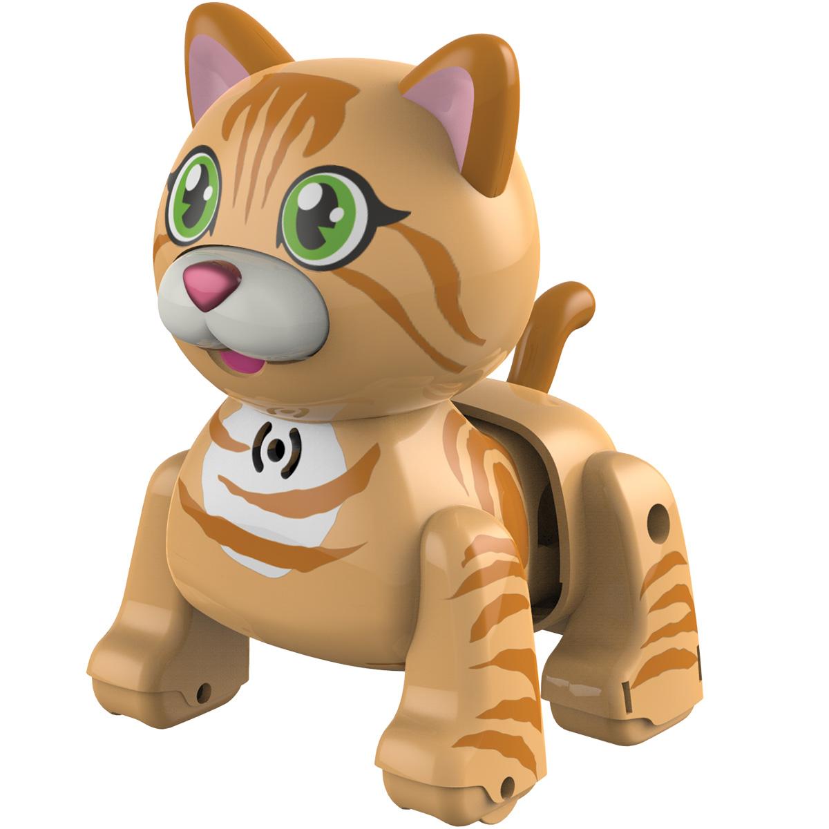 Купить со скидкой DigiKittens - Американская короткошерстная кошка (звук, движение)