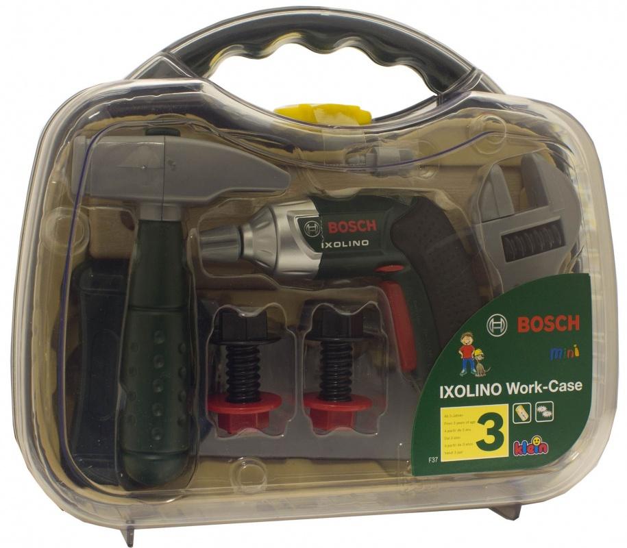 Набор детских инструментов Klein Bosch в кейсе набор детских инструментов klein bosch в кейсе