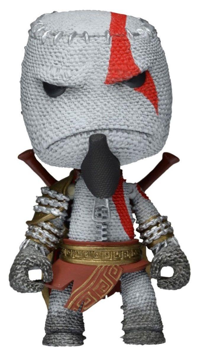 Купить Фигурка LittleBigPlanet Kratos 13 см