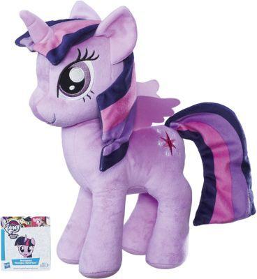 MLP Плюшевые пониОчаровательный пони с выразительными глазками, роскошной гривой и пышным хвостом не оставит равнодушной свою маленькую обладательницу и станет для нее одной из любимых игрушек.<br>
