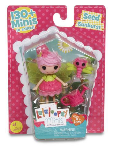 Кукла Lalaloopsy Mini, 8 в асс-те игрушка кукла mini lalaloopsy с интерьером в асс те lalaloopsy