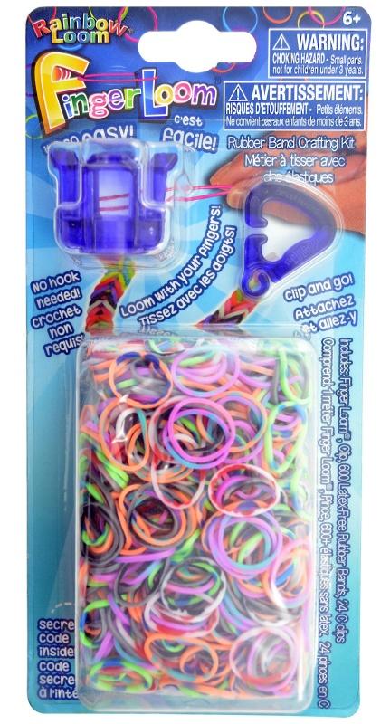 Набор для плетения браслетов R0040BНабор для плетения браслетов<br>