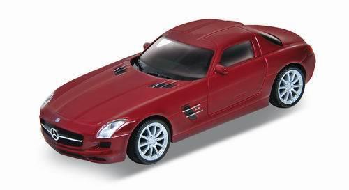 Игрушка модель машины 1:34-39 Mercedes-Benz SLS AMG 1 bburago модель автомобиля mercedes benz sls amg roadster