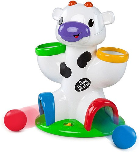 Развивающая игрушка Bright Starts Веселая коровка bright starts веселая корова