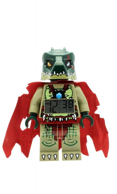 Купить Будильник Lego Legends of Chima, минифигура Cragger
