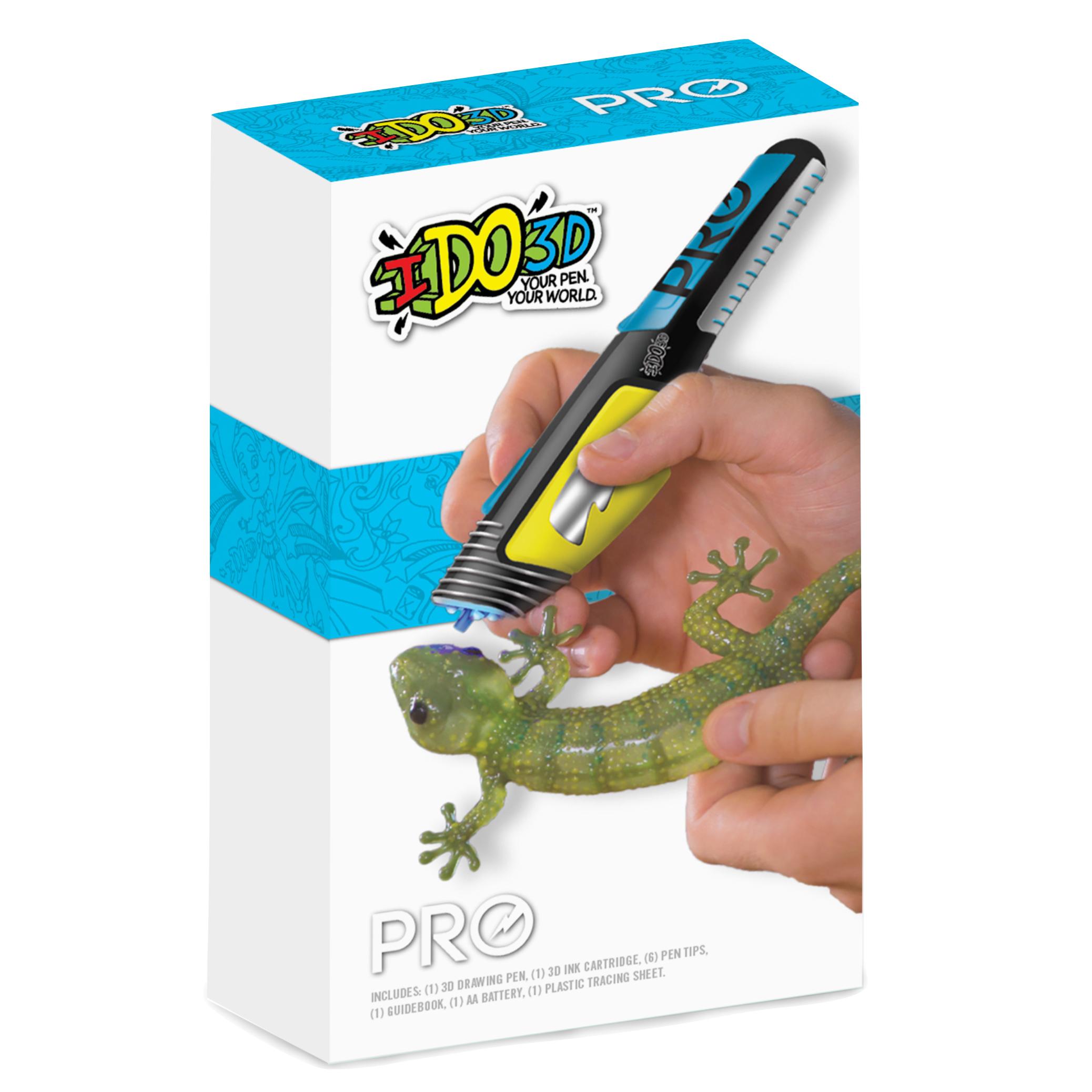 3D-ручка Вертикаль PRO, синяя