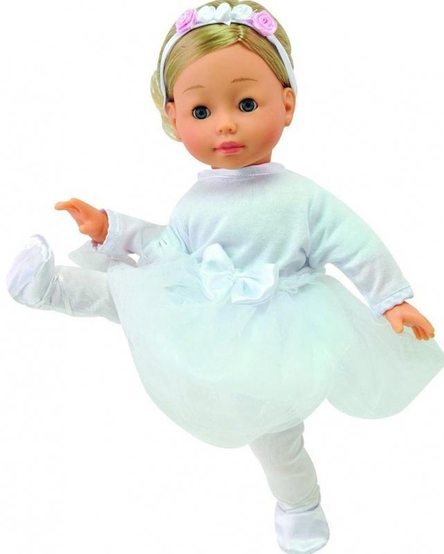 Интерактивная кукла Dimian Bambolina Molly куклы раскраска