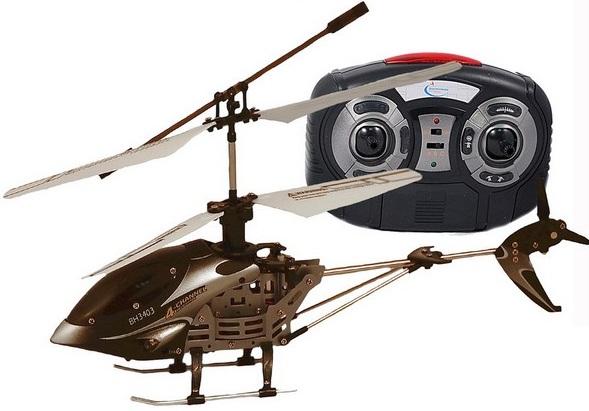 Радиоуправляемый верталет Властелин Небес Проворный«Проворный» вертолет на инфракрасном управлении разукрасит простую игру новыми ощущениями. Недорогой аппарат не уступает профессиональным моделям. Он проворно справляется с крутыми поворотами, уверенно поднимается и летает в радиусе 10-50 метров. Легкое управление делает ее доступной даже для самых маленьких игроков. При неумелом управлении встроенный гироскоп не даст перевернуться вертолету и получить серьезные повреждения. Не получилось? Начинай сначала! И даже новичок за пару часов практики превратится в опытного летчика. Так же модель имеет зарядное устройство и аккумулятор, поэтому ваш летающей друг будет всегда в строю!<br>