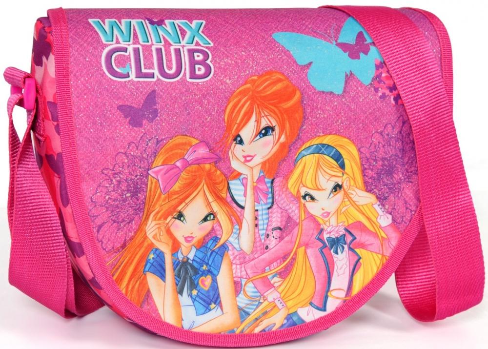 Сумка текстильная Winx Club Fashion Collection 62465 фартук канцбизнес winx fashion wxbb ut1 029m