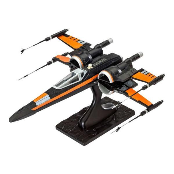 Сборная модель Revell Истребитель По игрушка сборная модель revell серия звездные войны истребитель по