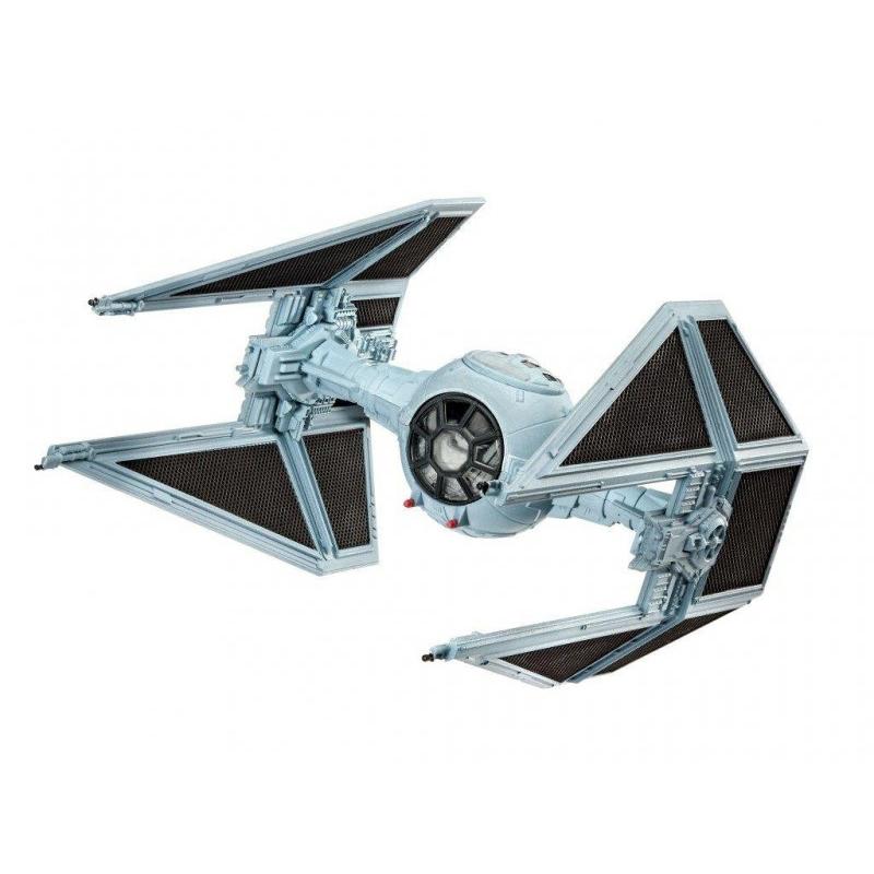 Сборная модель Revell СИД ПерехватчикГрозный корабль-перехватчик СИД, несмотря на свою компактность, был когда-то одним из самых смертоносных боевых кораблей Империи. Мощные лазерные пушки обладали высокой пробивной способностью, а дополненные маневренностью своего носителя, они практически не оставляли шанса своим противникам - Повстанцам.<br>