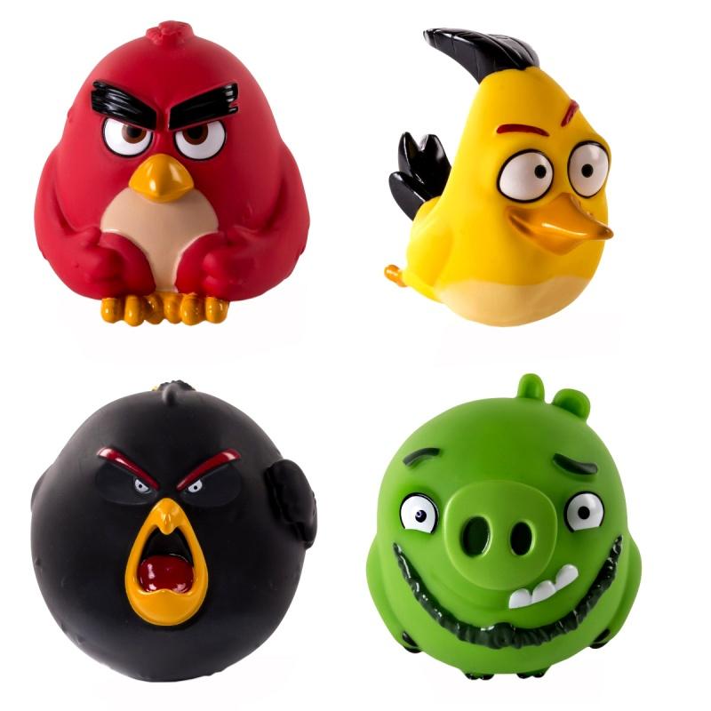 Сердитая птичка-шарикПредставляем вашему вниманию сердитую птичку-шарик<br>