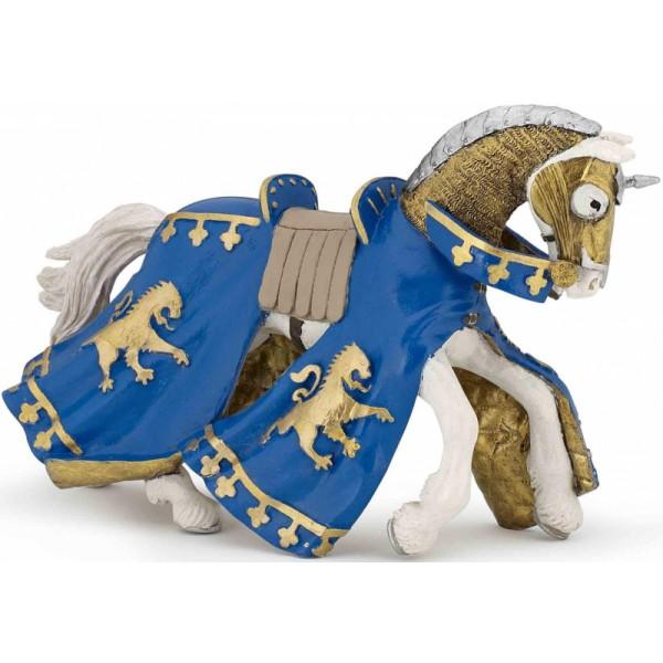 Конь принца Ричарда,синий 5