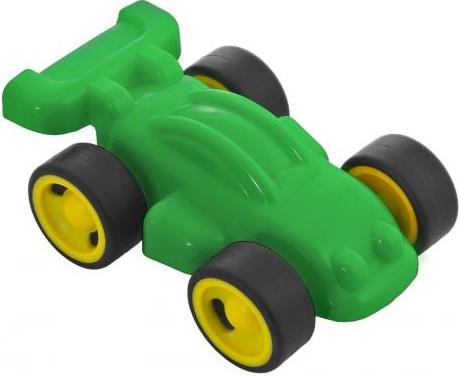 Мини-машина гоночная Miniland,12смЯркая гоночная машинка обязательно придется понравится юному гонщику. Вы можете играть в парке, в детском саду или даже дома. Особенности: - длина 12 см; - яркие цвета; - изготовлен из пластика.<br>