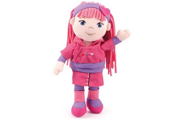 Тряпичная кукла 30см