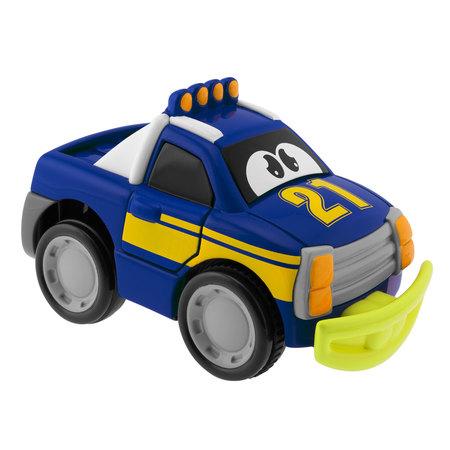 Игрушка машинка 'Turbo Touch Crash', голубая